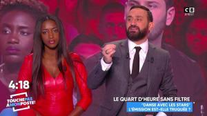 Hapsatou Sy dans Touche pas à mon Poste - 07/11/17 - 29
