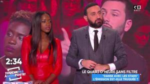Hapsatou Sy dans Touche pas à mon Poste - 07/11/17 - 31