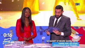 Hapsatou Sy dans Touche pas à mon Poste - 07/11/17 - 35
