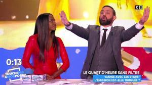 Hapsatou Sy dans Touche pas à mon Poste - 07/11/17 - 36