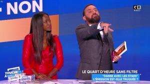 Hapsatou Sy dans Touche pas à mon Poste - 07/11/17 - 38