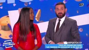 Hapsatou Sy dans Touche pas à mon Poste - 07/11/17 - 39