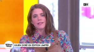 Julia Molkhou dans William à Midi - 23/11/17 - 04
