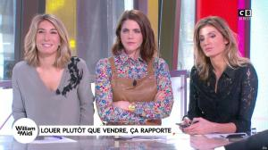 Julia Molkhou dans William à Midi - 23/11/17 - 23