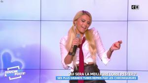 Kelly Vedovelli dans Touche pas à mon Poste - 16/11/17 - 05