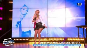 Kelly Vedovelli dans Touche pas à mon Poste - 16/11/17 - 07