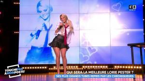 Kelly Vedovelli dans Touche pas à mon Poste - 16/11/17 - 08