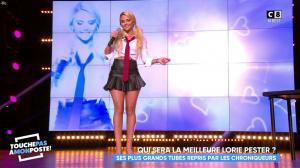 Kelly Vedovelli dans Touche pas à mon Poste - 16/11/17 - 09