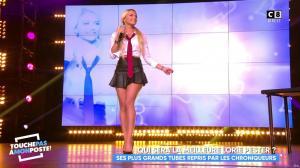 Kelly Vedovelli dans Touche pas à mon Poste - 16/11/17 - 10