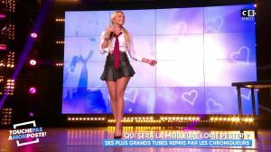 Kelly Vedovelli dans Touche pas à mon Poste - 16/11/17 - 11