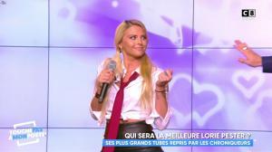 Kelly Vedovelli dans Touche pas à mon Poste - 16/11/17 - 24