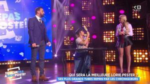 Kelly Vedovelli dans Touche pas à mon Poste - 16/11/17 - 27
