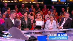 Kelly Vedovelli dans Touche pas à mon Poste - 22/11/17 - 15
