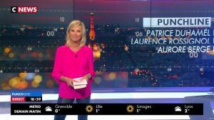 Laurence Ferrari dans Punchline - 06/11/17 - 32