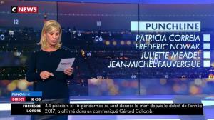 Laurence Ferrari dans Punchline - 13/11/17 - 06