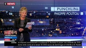 Laurence Ferrari dans Punchline - 16/11/17 - 11
