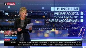 Laurence Ferrari dans Punchline - 16/11/17 - 13
