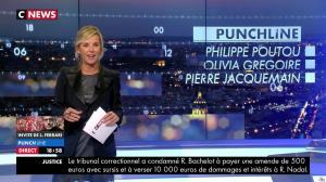 Laurence Ferrari dans Punchline - 16/11/17 - 15
