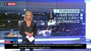 Laurence Ferrari dans Punchline - 21/11/17 - 01