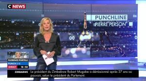 Laurence Ferrari dans Punchline - 21/11/17 - 10
