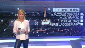 Laurence Ferrari dans Punchline - 23/11/17 - 01