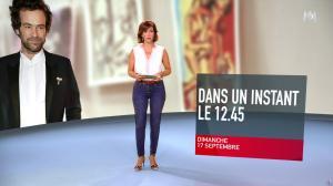 Nathalie Renoux dans le 12-45 - 17/09/17 - 02