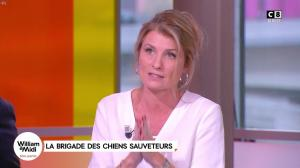 Sandrine Arcizet dans William à Midi - 17/11/17 - 06