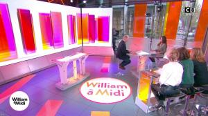 Sandrine Arcizet dans William à Midi - 17/11/17 - 11