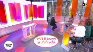 Sandrine Arcizet dans William à Midi - 17/11/17 - 12
