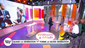 Sandrine Arcizet dans William à Midi - 17/11/17 - 13