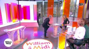 Sandrine Arcizet dans William à Midi - 17/11/17 - 14