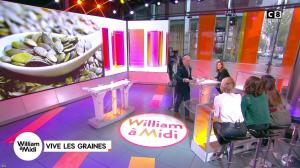 Sandrine Arcizet dans William à Midi - 17/11/17 - 16