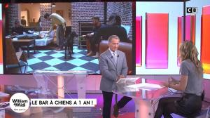 Sandrine Arcizet dans William à Midi - 21/11/17 - 06