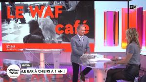 Sandrine Arcizet dans William à Midi - 21/11/17 - 07