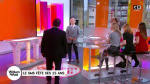 Sandrine Arcizet dans William à Midi - 21/11/17 - 13
