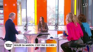 Sandrine Arcizet dans William à Midi - 24/11/17 - 10