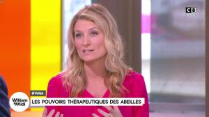 Sandrine Arcizet dans William à Midi - 24/11/17 - 15