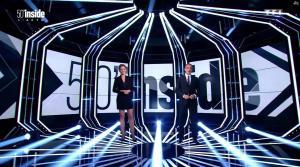 Sandrine Quétier dans 50 Minutes Inside - 23/09/17 - 01