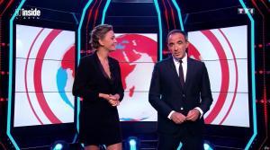 Sandrine Quétier dans 50 Minutes Inside - 23/09/17 - 02