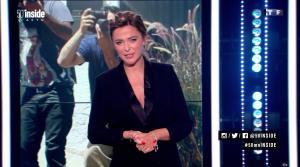 Sandrine Quétier dans 50 Minutes Inside - 23/09/17 - 04