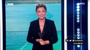 Sandrine Quétier dans 50 Minutes Inside - 23/09/17 - 06