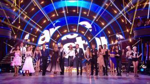 Sandrine Quétier dans Danse avec les Stars - 02/11/17 - 01