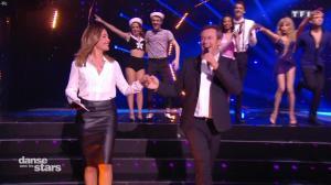 Sandrine Quétier dans Danse avec les Stars - 02/11/17 - 03