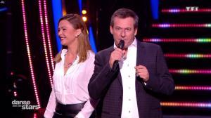 Sandrine Quétier dans Danse avec les Stars - 02/11/17 - 04