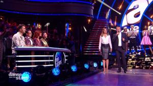 Sandrine Quétier dans Danse avec les Stars - 02/11/17 - 05