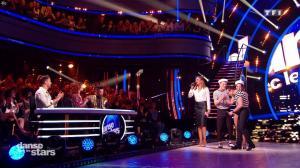 Sandrine Quétier dans Danse avec les Stars - 02/11/17 - 07