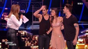 Sandrine Quétier dans Danse avec les Stars - 02/11/17 - 08