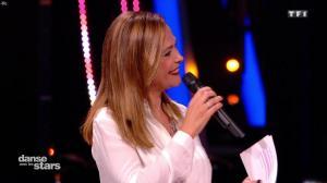 Sandrine Quétier dans Danse avec les Stars - 02/11/17 - 09