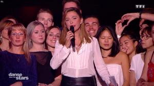 Sandrine Quétier dans Danse avec les Stars - 02/11/17 - 10