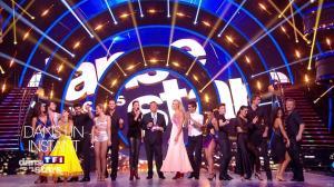 Sandrine Quétier dans Danse avec les Stars - 11/11/17 - 002
